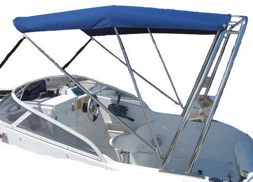 aquamar bahia 20 cabin bimini top nàutica