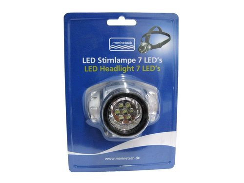 Llanterna frontal LED