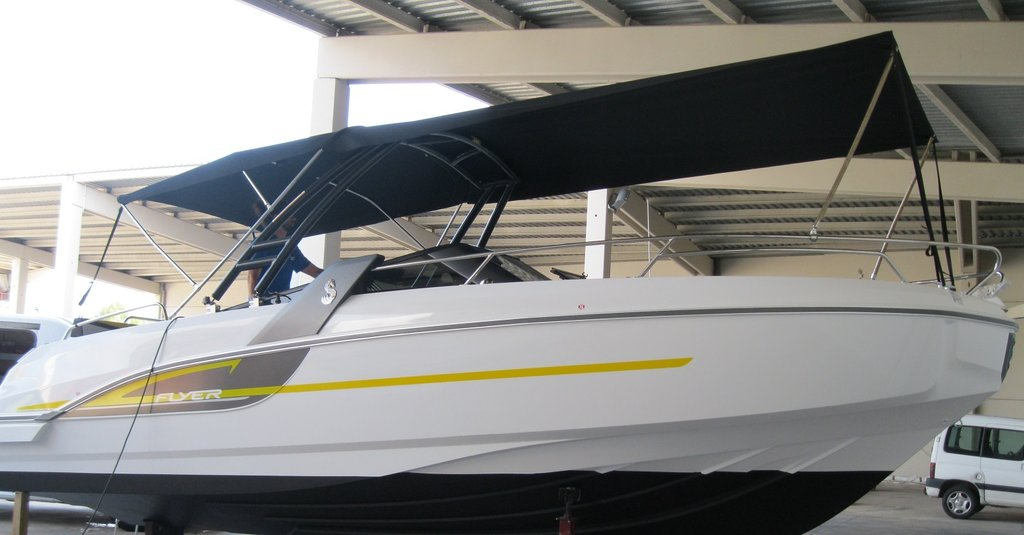 Bimini Extension Awning 3300 Mm Flyer 7 7 Sportdeck T